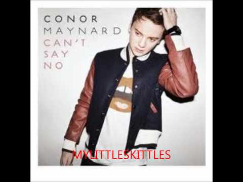 Conor Maynard - Can't Say No (Official Audio)