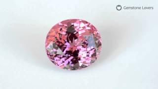 Шпинель розовая овал 6,61 кт(, 2012-08-20T15:45:21.000Z)
