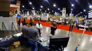 WCCB at HeroesCon 2014 TimeLapse Supercut