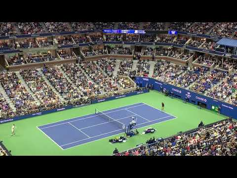 Rafael Nadal Wins The 2019 US Open- Match Point