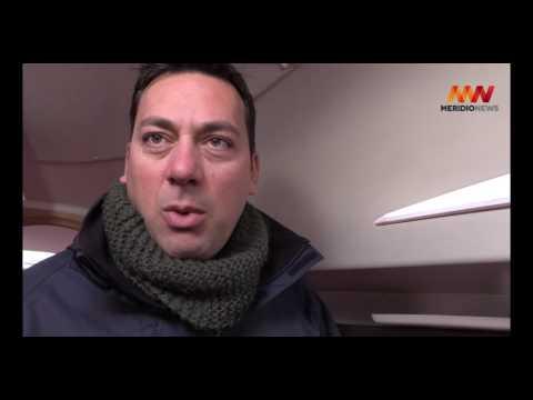 Isis Duca Degli Abruzzi, Visita Con Gli Allievi Del Nautico