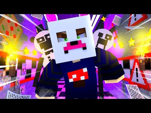 Funtime Foxy Imposter! Minecraft FNAF Roleplay
