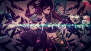 【Nightcore】Eir Aoi - Ignite『Male ver.』
