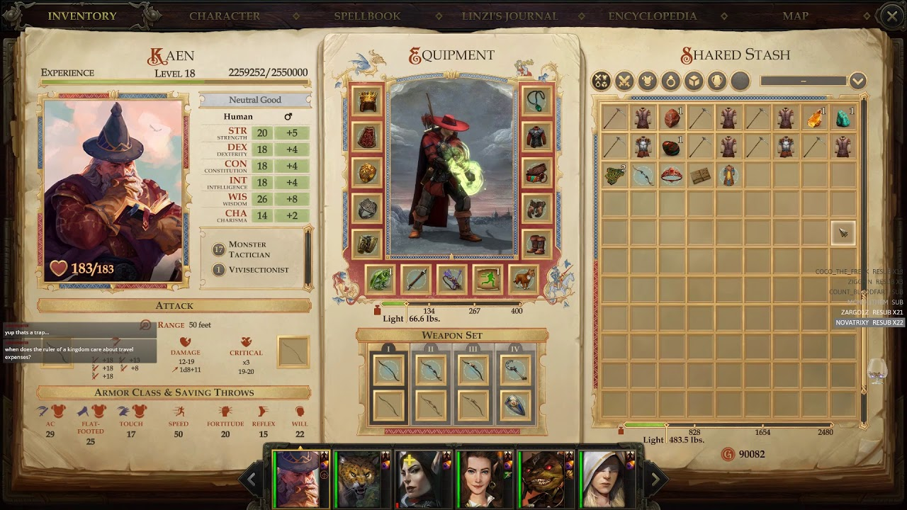 Pathfinder Kingmaker - SOLO - HARD - Day 11 - YouTube