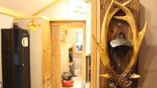Yakima Canyon Tiny Homes Llc Pulls Up, Parks At Central Washington Sportsmen Show