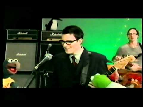 MTV Making the Video Weezer Keep Fishing w/Muppets (Part 1 of 2)