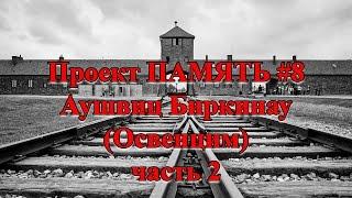 Проект ПАМЯТЬ #8 - Аушвиц Биркинау Освенцим (часть 2). Великая Отечественная война