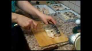 Судак заливной - заливное из судака - простой рецепт!