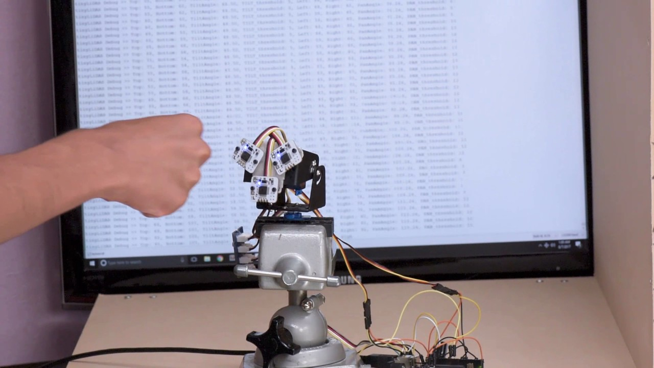 A tinyLiDAR Sensor for Your Arduino - Hackster Blog