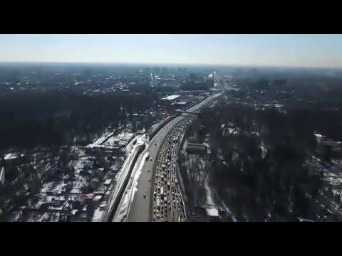 автосервис ОРТ-Авто  видео с Дрона