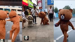 Đố Bạn Nhịn Được Cười P368   Hài Trung Quốc 2019   China Funny Video   Quỳnh Nguyễn