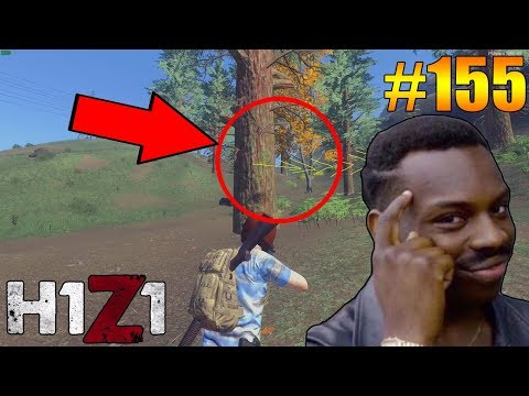 THIS IS THE SOLUTION FOR HORIZONTAL RECOIL! H1Z1 - Oddshots & Funny Moments #155