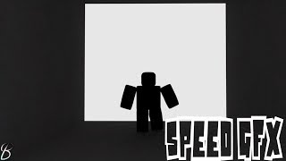 ROBLOX GFX: (Blender) Speed GFX