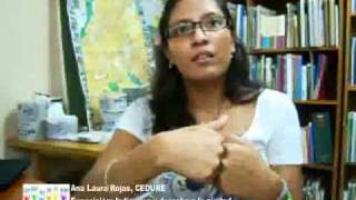 Ana Laura Rojas, CEDURE