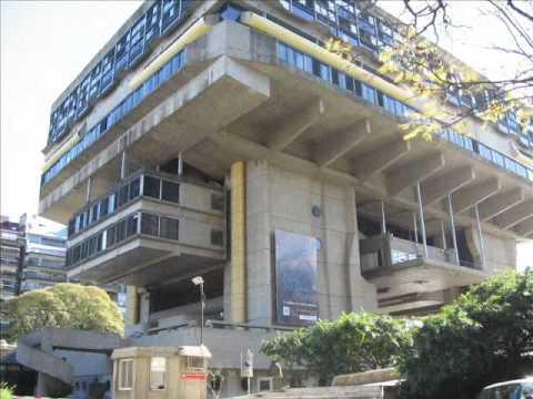 Arquitectura - Biblioteca Nacional