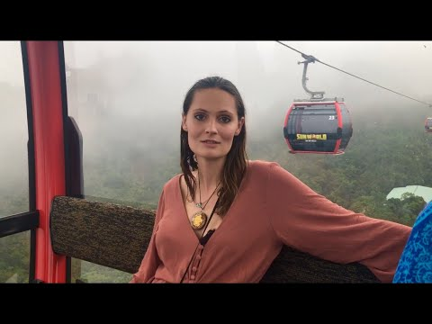 Vietnam Part 8 (Bana Hills- The Largest Cable Car in the World 😱)