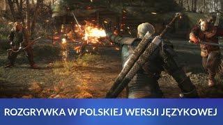 Wiedźmin 3: Dziki Gon - rozgrywka PL - zobacz więcej na cdp.pl