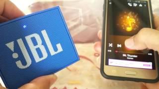JBL GO Mini Bluetooth Speaker Review