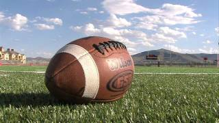First Football Game Ever at Herriman High School