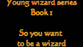 So you want to be a wizard part1