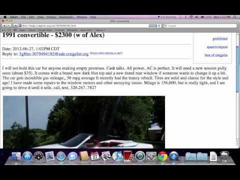 Craigslist St Paul Minnesota Cars And Trucks
