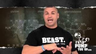 Q&A -  Why do you take so many amino acids?