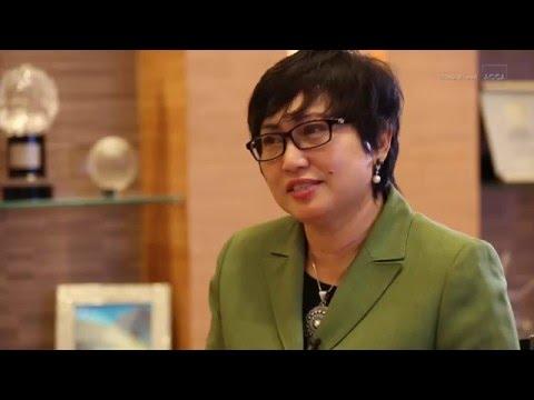 Dato Yasmin Mahmood, CEO of MDec, Malaysia