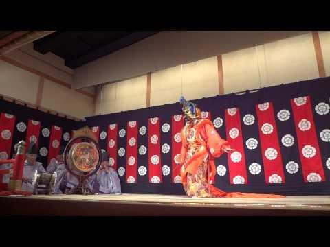 京都祇園コーナー 雅楽 Gagaku Court Music@Gion Corner, Kyoto