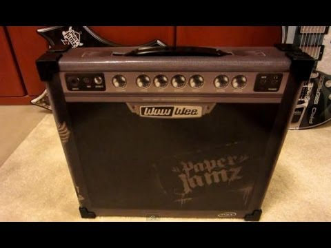 paper jamz amplifier Find great deals on ebay for paper jamz amplifier and paper jamz drums shop with confidence.