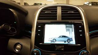 2014 Chevrolet Malibu MyLink picture display