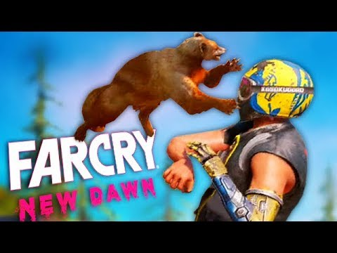 MEGA DELIRE EN COOP ! (FAR CRY NEW DAWN Fun) thumbnail