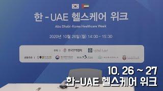강남구, '한-UAE 헬스케어위크' 개최