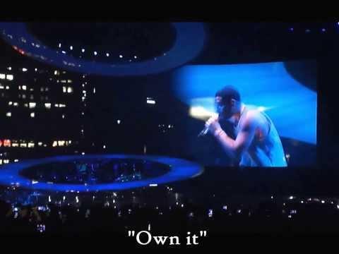 Drake Tampa Concert 2013