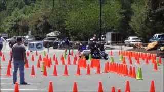 2nd Annual Jefferson Area Motor Squad Competition - Harrisonburg Police Department