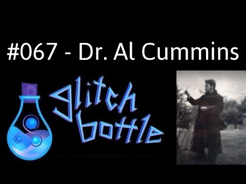 #067 - 'An Excellent Booke of the Arte of Magicke' with Dr. Al Cummins | Glitch Bottle