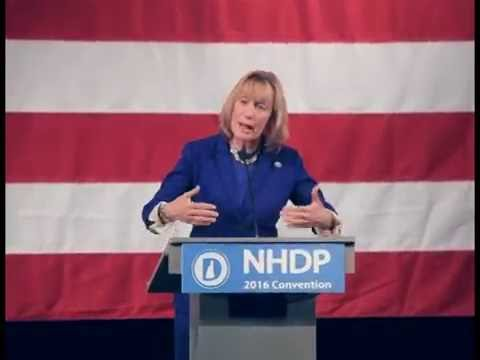 Governor Maggie Hassan for US Senate