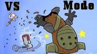 Castle Crashers - Quick Draw - VS Mode w/Aaron