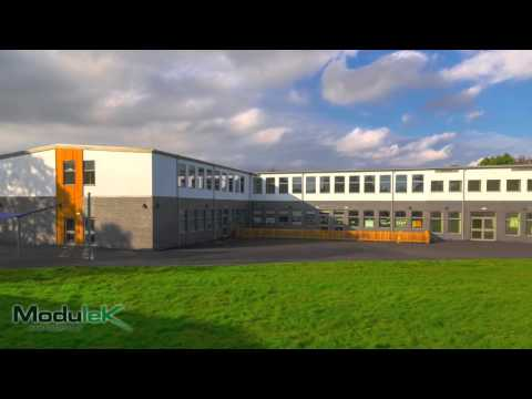 Modulek LTD - Jewel Academy - School Extension