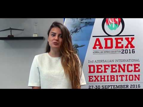 2nd Azerbaijan International defence Exhibition Baku Expo Center