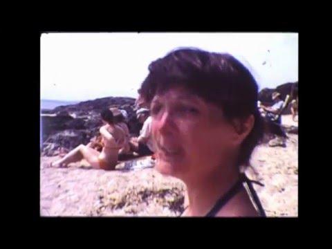 Brittany Camping Holiday 1982