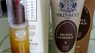 Skin & Co Roma Truffle Therapy Review + Giveaway! (closed)