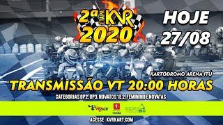 KVR Kart 2020 - 2º Etapa Kartódromo Arena de Itu Alpie - Completo