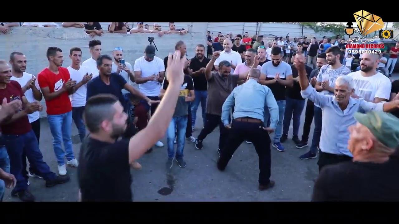 وصلة بداوية مميزة مع الفنان جميل الرموني - حفلة محمد حوشية - قطنة