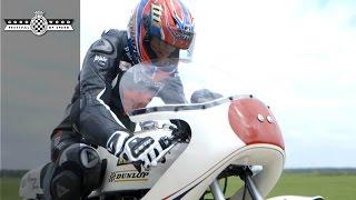 4x Superbike Champ Fogarty's Triumph Track Test