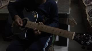 Ddlj tone on guitar