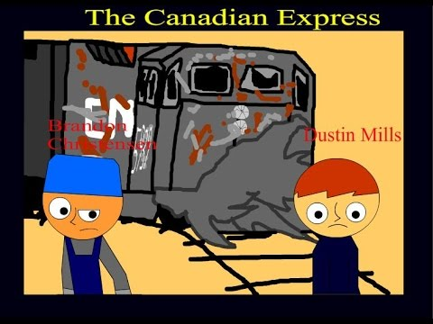 The Canadian Express Full Movie