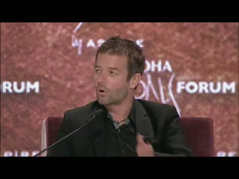 In Conversation with Sébastien Loeb and Nasser Al-Attiyah | Doha GOALS 2012