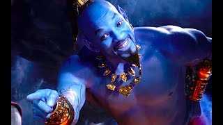 A Friend Like Me Sang by Will Smith - Aladdin Movie - Will Smith Disney Family Movie HD
