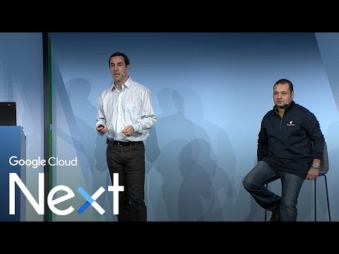 Introduction to big data: tools that deliver deep insights (Google Cloud Next '17)