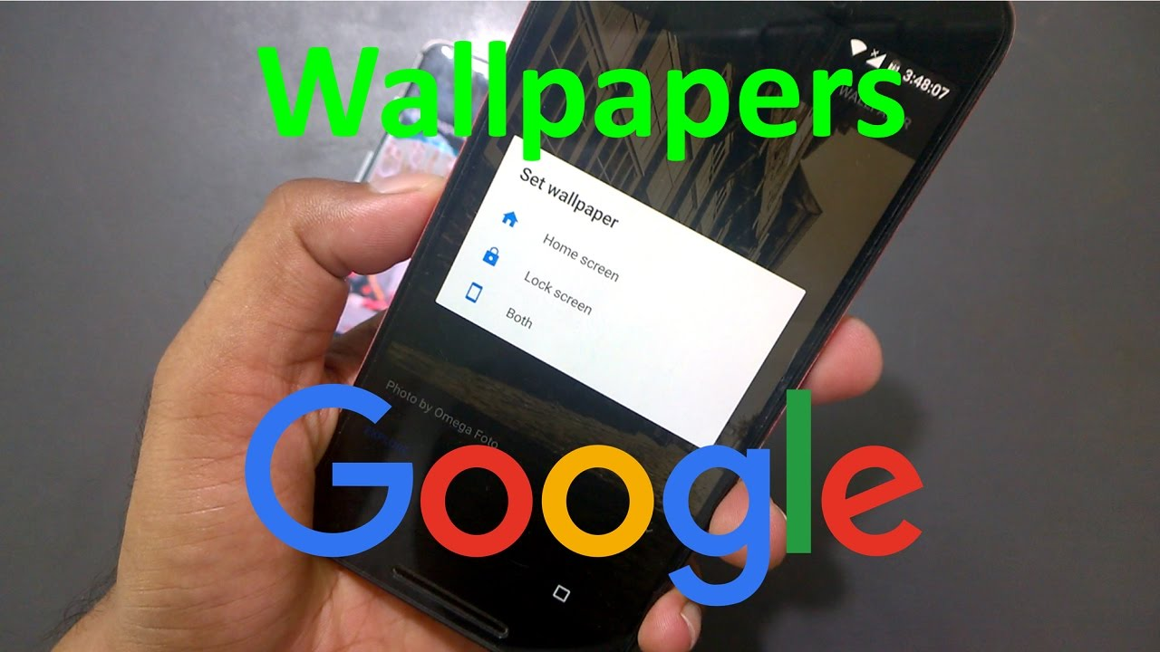 Google Wallpaper App For Android Review Download Free Google